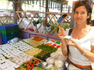 Sweets in Bangkok